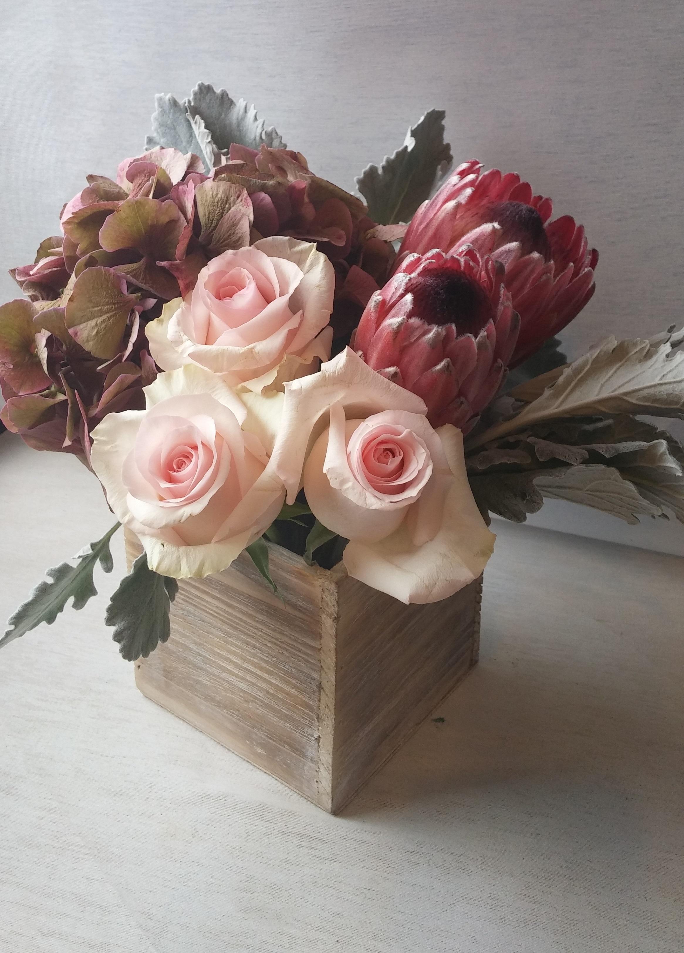 Protea Bouquet Valentine Bouquet Valentine Flower Delivery
