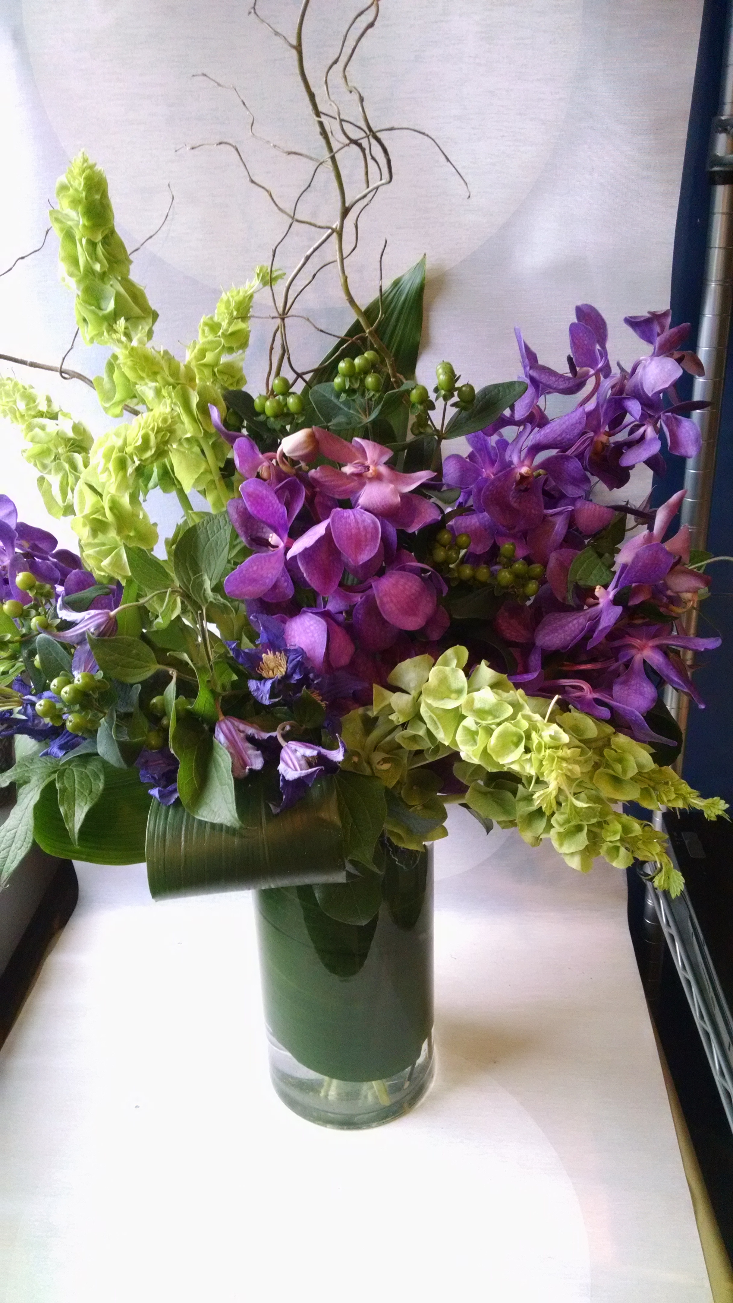 Purple orchid bright flowers orchid arrangements tall vases purple orchid bright flowers orchid arrangements tall vases minneapolis twin cities flower delivery downtown florist purple orchid flowers reviewsmspy