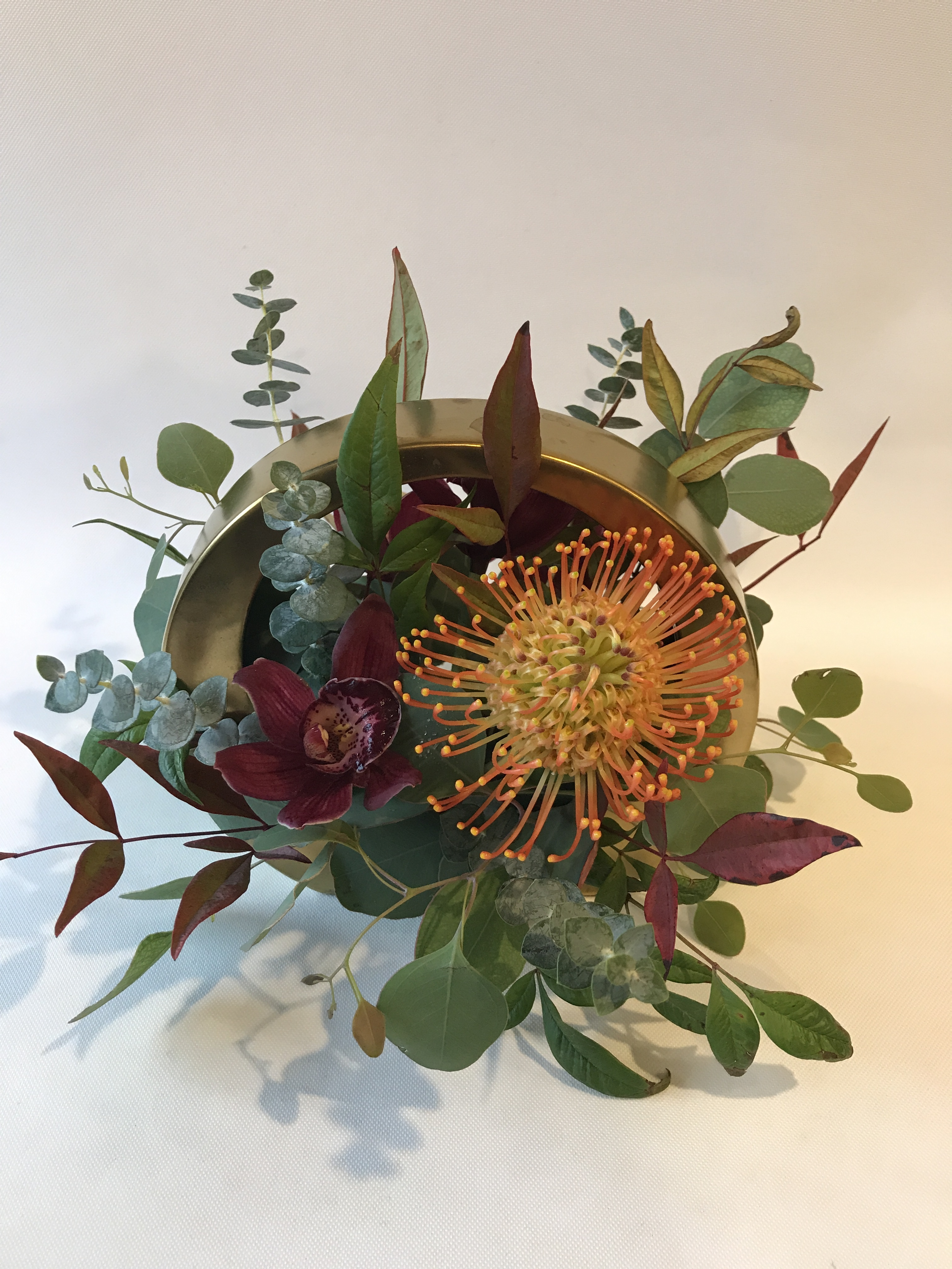 Florist Flower Delivery Green Minneapolis Eucalyptus