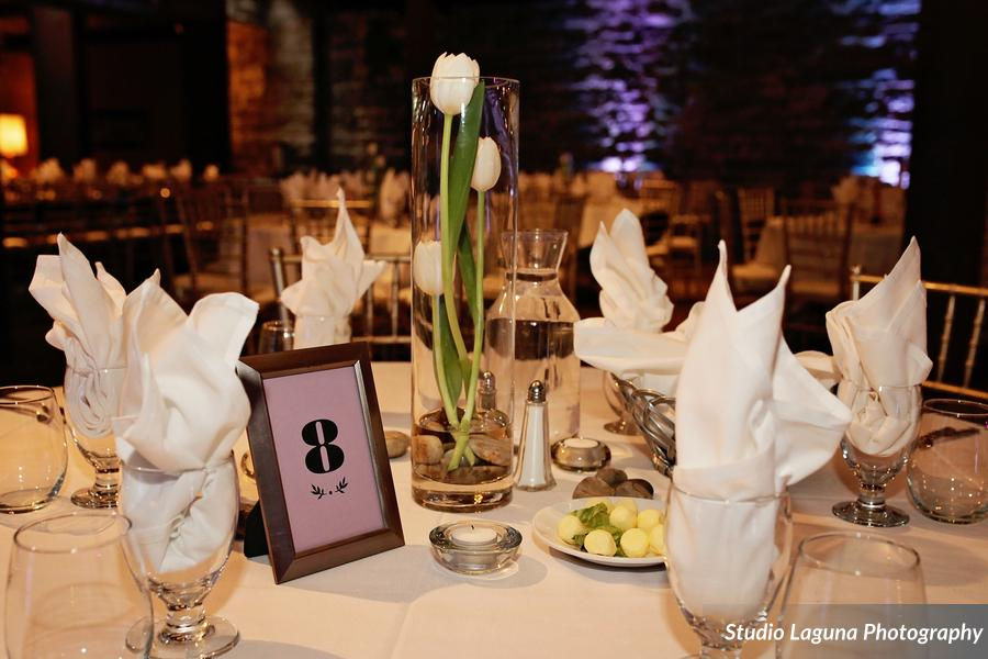 Simple Wedding White Wedding Decor Tulip Wedding Bouquet White