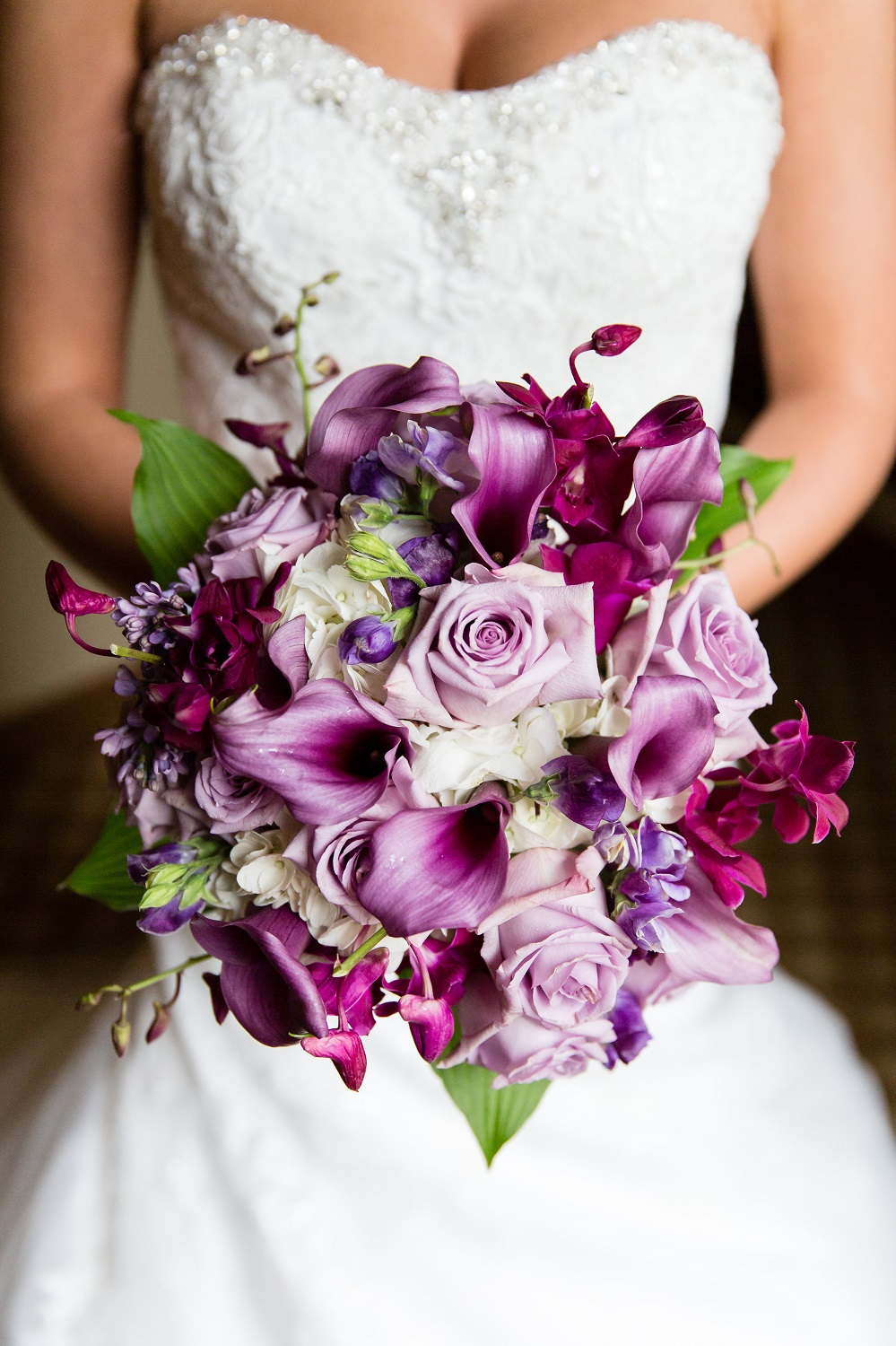 Purple Wedding Bouquets Images Wedding Dress Decoration