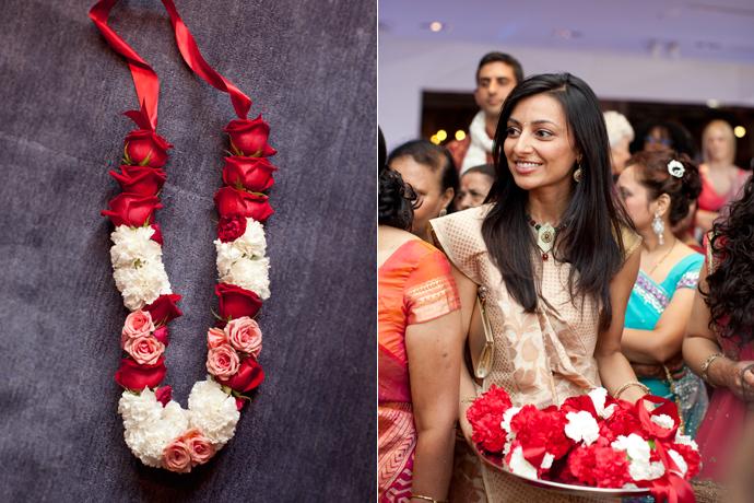Indian Flower Garland Wedding Flowers Minneapolis Radisson Blu Mall Of America Necklace