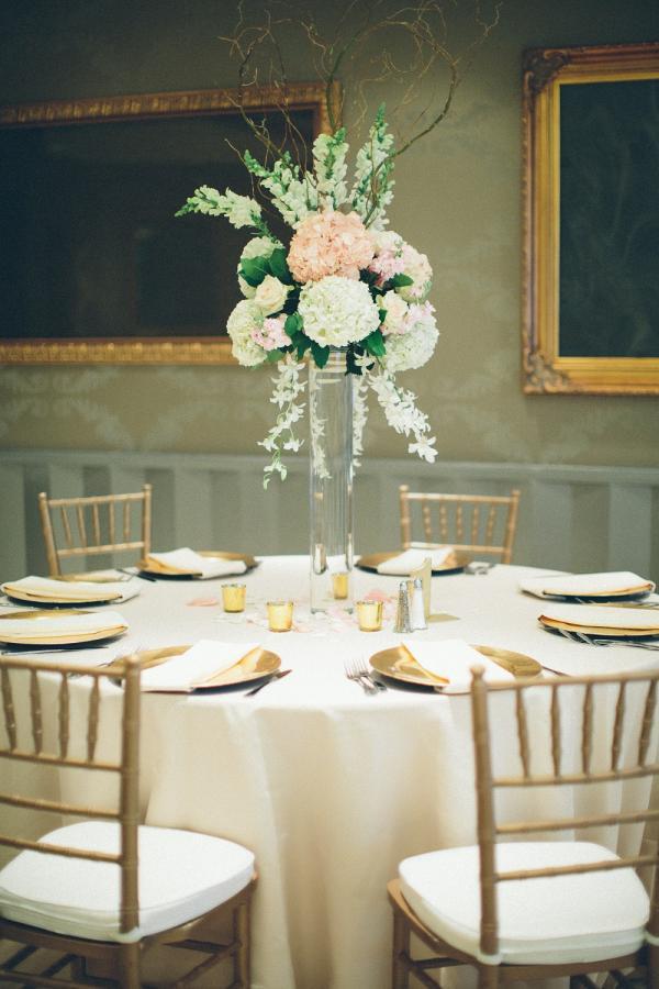 Orchid Wedding Centerpiece Luna Vinca